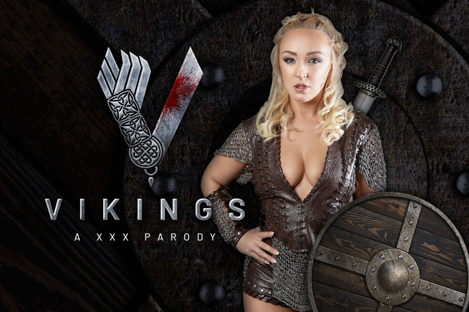Vikings A XXX Parody VR Porn Video