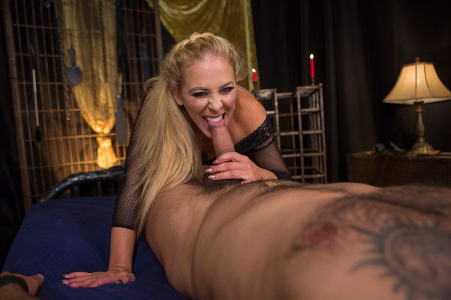 Property of Cherie DeVille Part 1 - Tease and Denial VR Porn Video