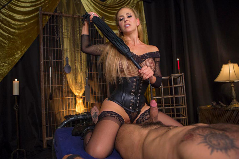 Property of Cherie DeVille Part 1 - Tease and Denial VR Porn Video VR Porn Video
