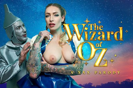 The Wizard of Oz A XXX Parody VR Porn Video