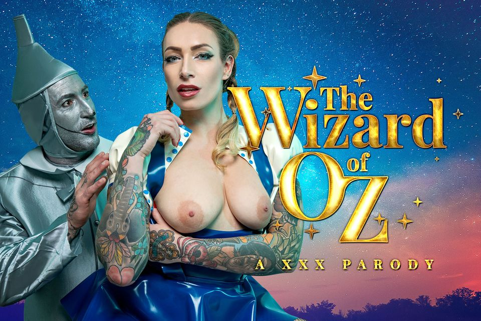 The Wizard of Oz A XXX Parody VR Porn Video