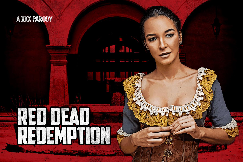 Red Dead Redemption A XXX Parody VR Porn Video