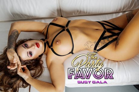 The Party Favor VR Porn Video