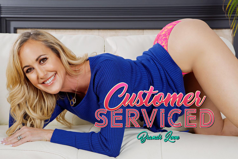 Customer Serviced VR Porn Video