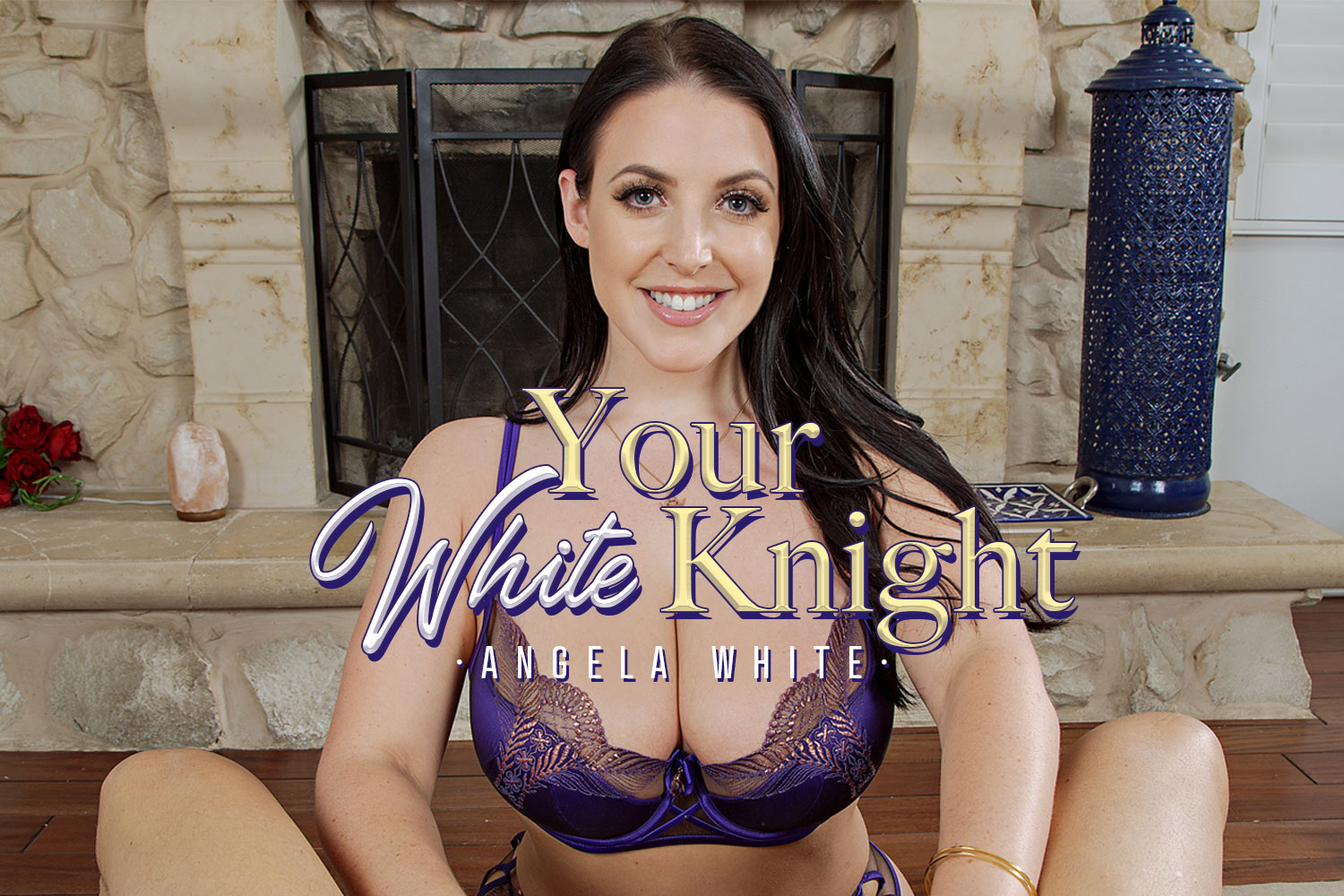 Your White Knight VR Porn Video