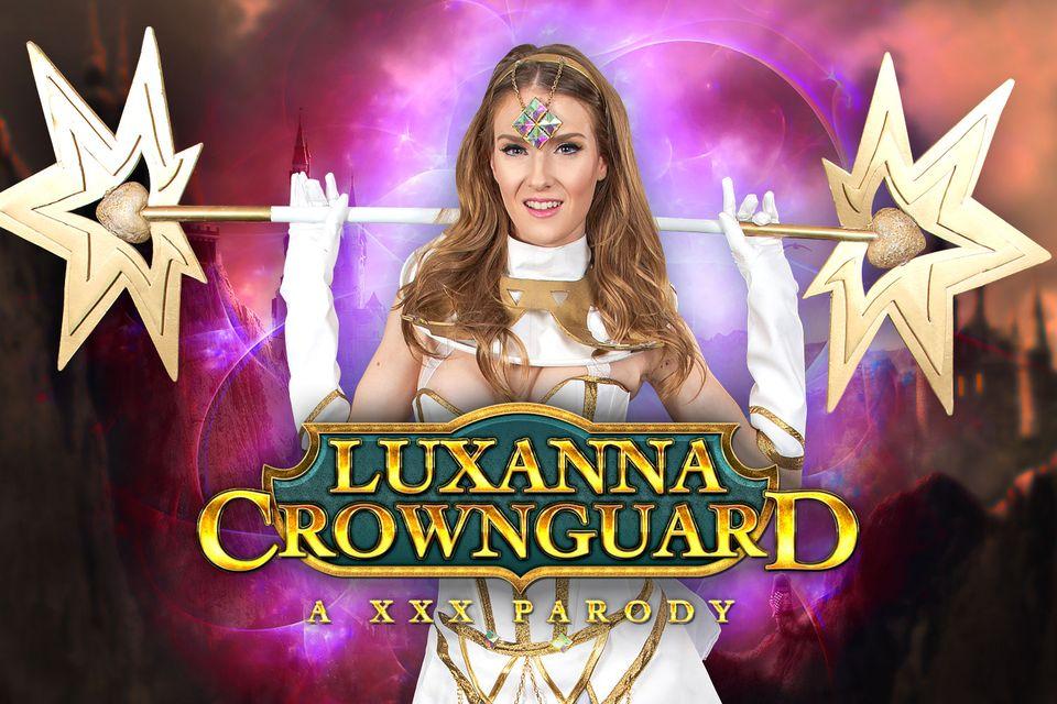 Luxana Crownguard A XXX Parody VR Porn Video