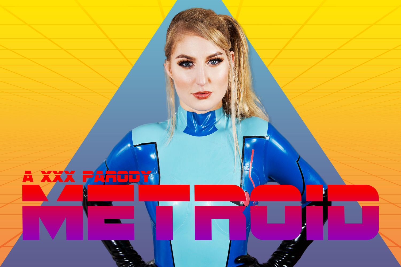 Metroid A XXX Parody VR Porn Video