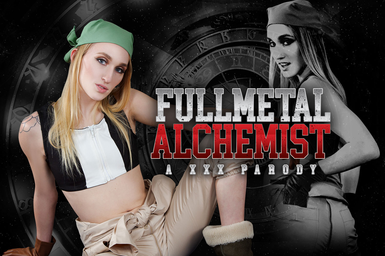 Fullmetal alchemist winry porn