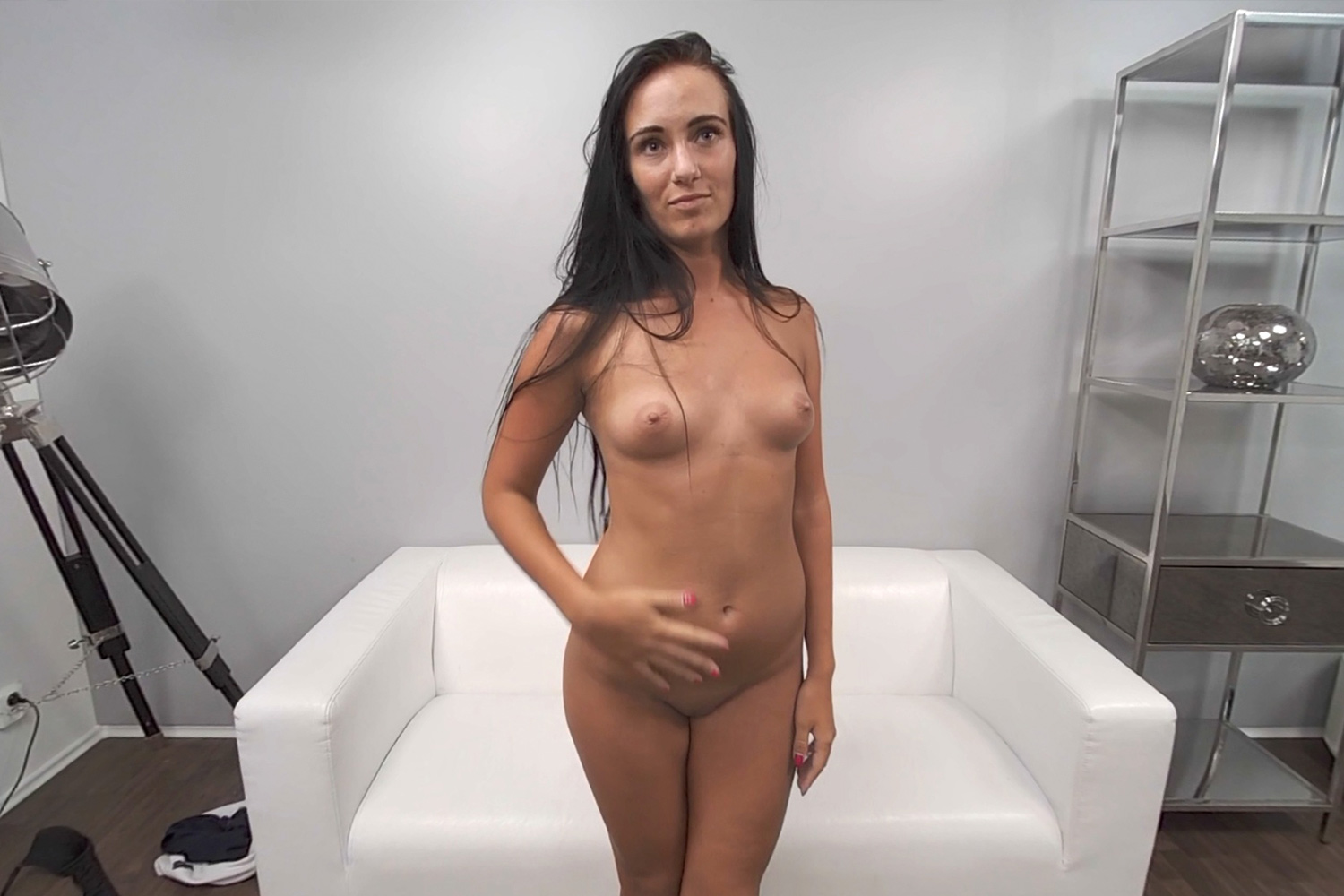 CzechCasting - beautiful Svetlana in 180 degrees VR Porn Video