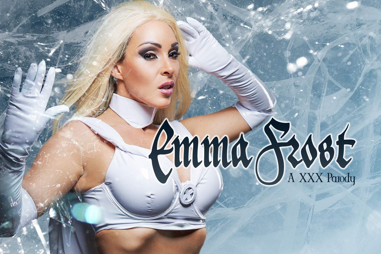 Emma Frost A XXX Parody VR Porn Video