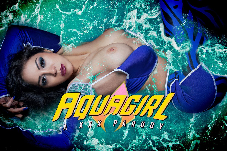 Aquagirl: Sub Diego A XXX Parody VR Porn Video