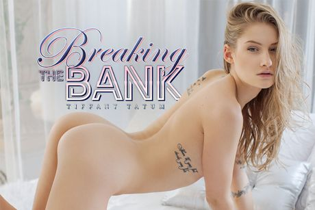 Breaking The Bank  VR Porn Video