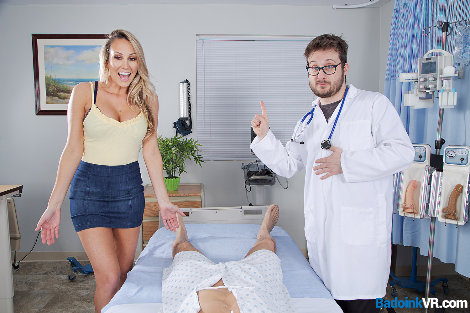 Doctor's Orders VR Porn Video