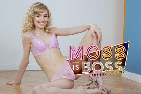 Moss Is Boss VR Porn Video