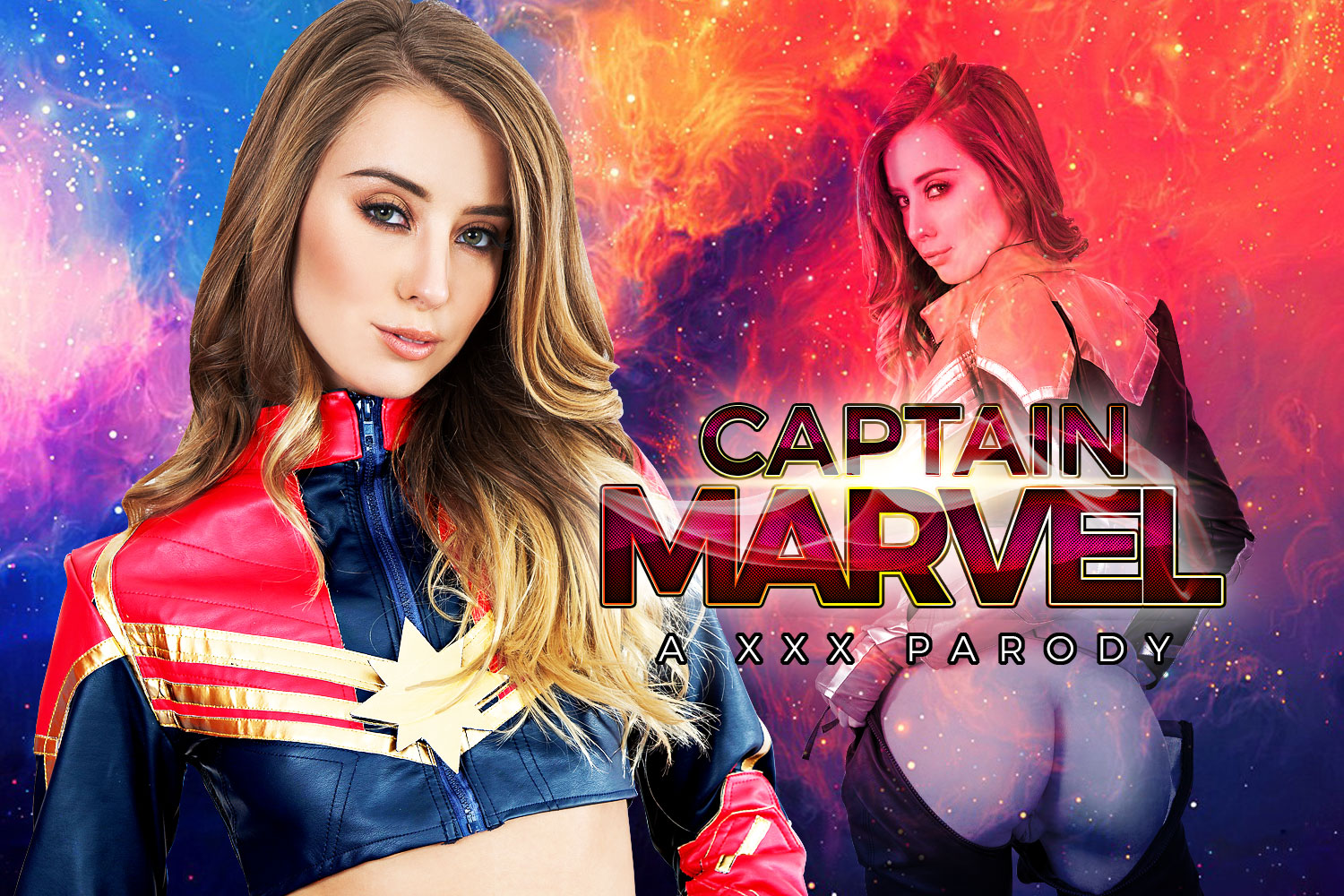 Captain Marvel A XXX Parody VR Porn Video
