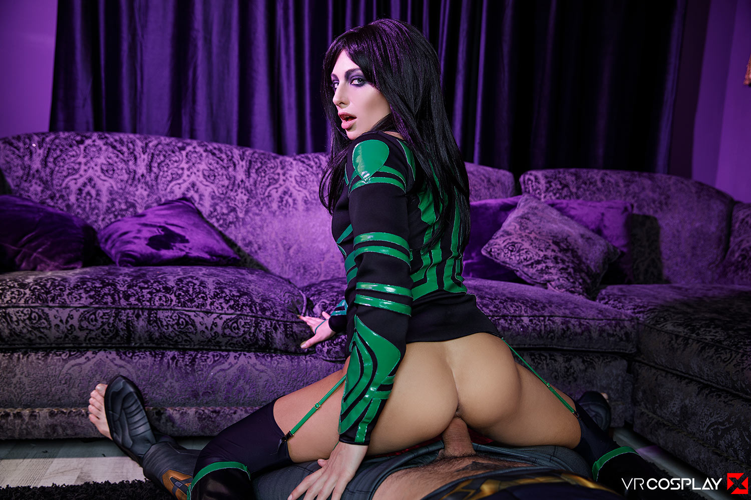 Hela A XXX Parody VR Porn Video