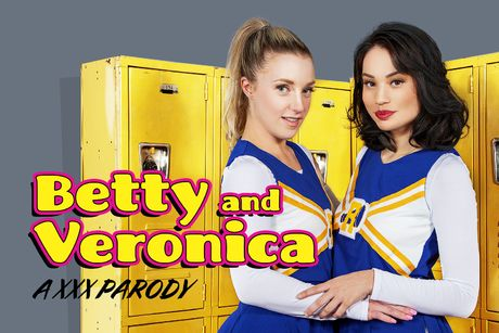Betty & Veronica A XXX Parody VR Porn Video