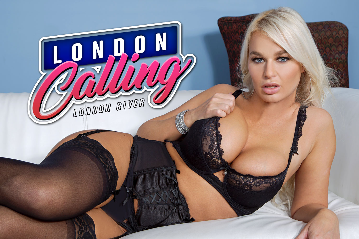 London Calling VR Porn Video