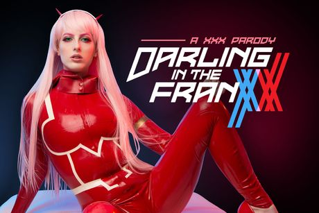 Darling in The Franxx A XXX Parody VR Porn Video