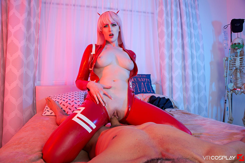 Darling in The Franxx A XXX Parody VR Porn Video