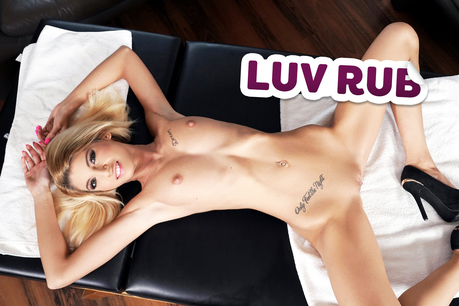 Luv Rub VR Porn Video