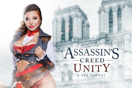 Assassins Creed: Unity A XXX Parody VR Porn Video
