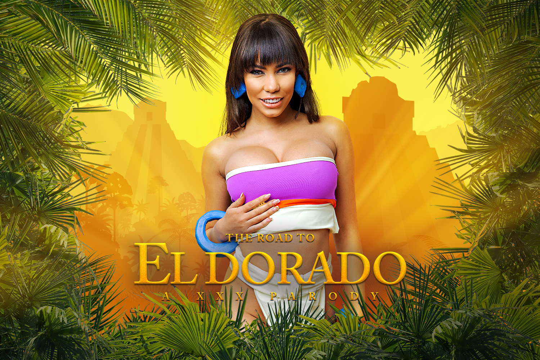 The Road to El Dorado A XXX Parody VR Porn Video