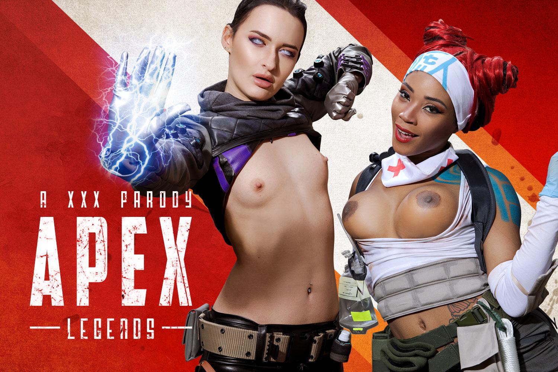 Apex A XXX Parody VR Porn Video