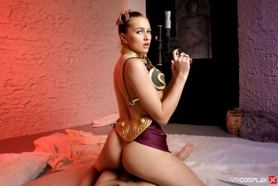 Star Wars: Slave Leia A XXX Parody VR Porn Video