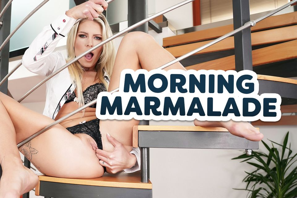 Morning Marmalade VR Porn Video