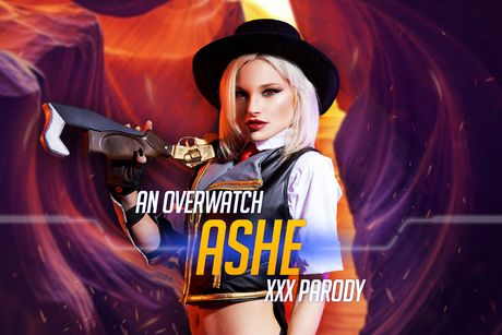Overwatch: Ashe A XXX Parody VR Porn Video