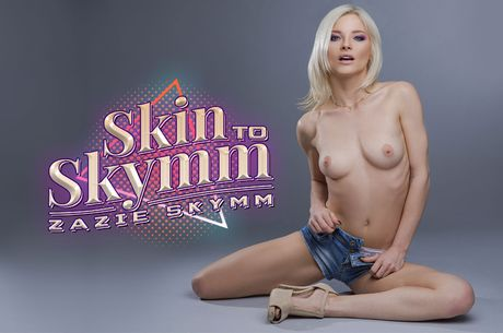 Skin To Skymm VR Porn Video