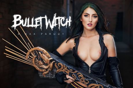 Bullet Witch A XXX Parody VR Porn Video