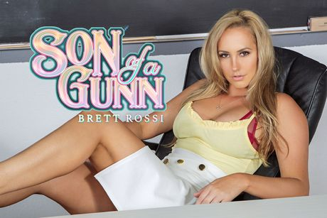 Son of a Gunn VR Porn Video