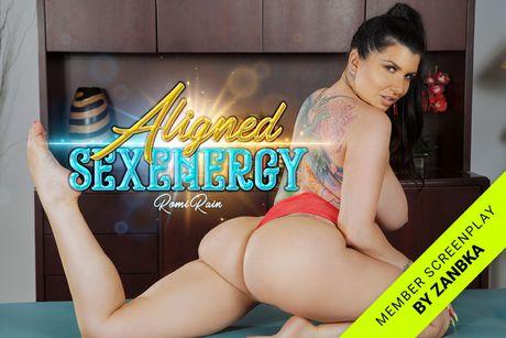Aligned Sexenergy VR Porn Video
