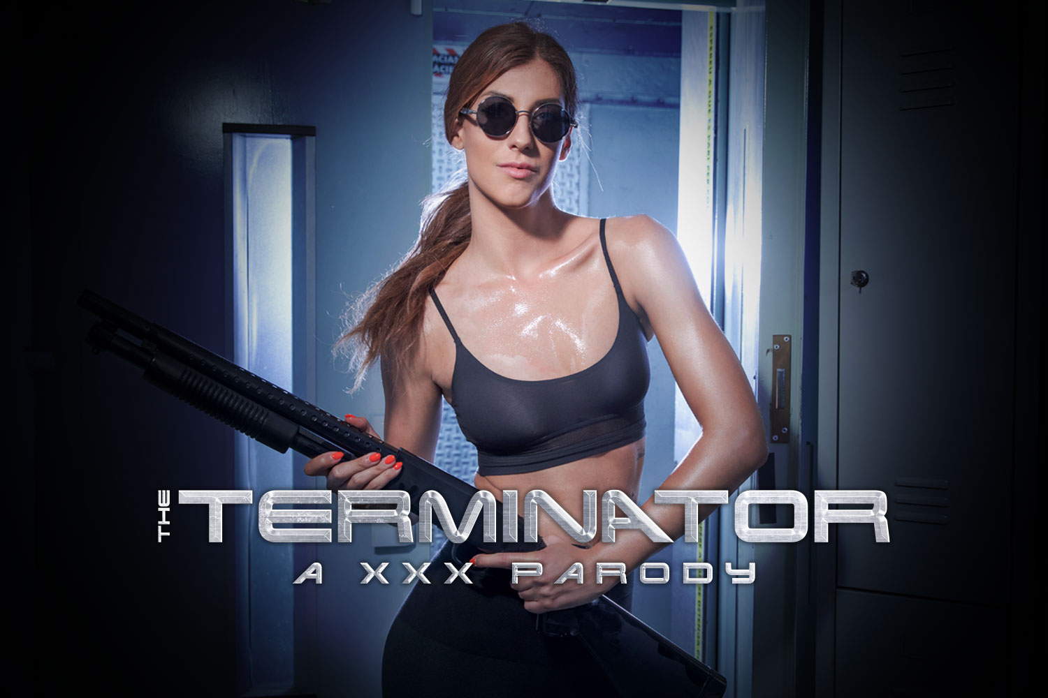 Terminator A XXX  Parody