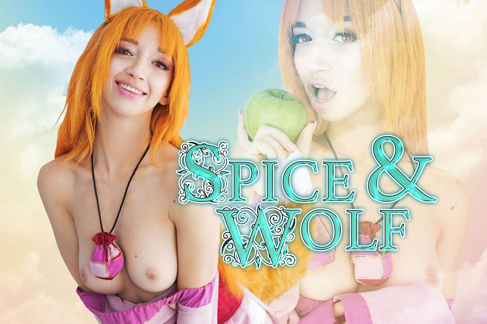 Spice and Wolf A XXX Parody VR Porn Video
