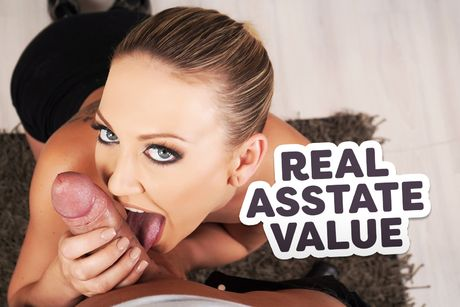 Real Asstate Value VR Porn Video