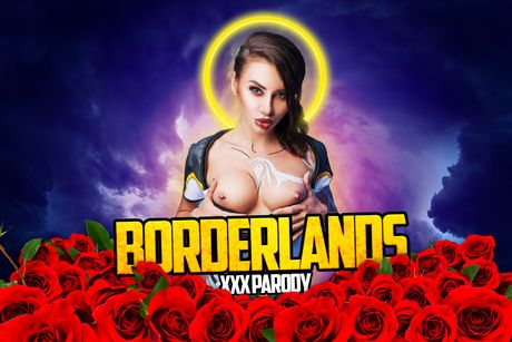 Borderlands: Angel A XXX Parody VR Porn Video