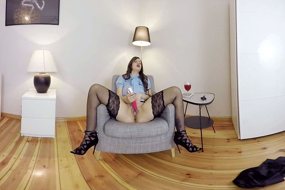 Want to know what's for dinner? VR Porn Video VR Porn Video