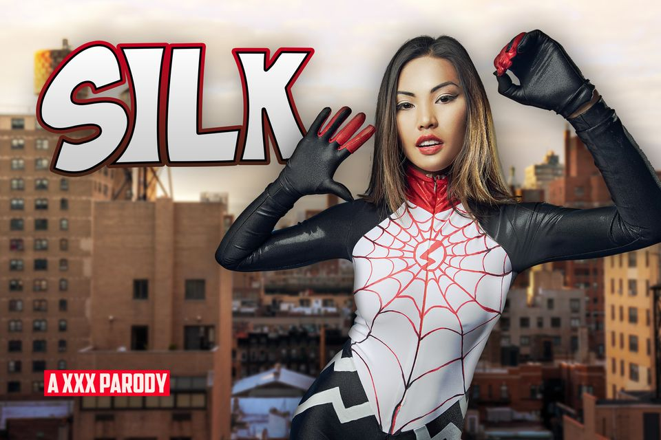 Silk A XXX Parody VR Porn Video