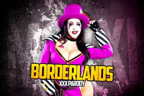 Borderlands: Mad Moxxi A XXX Parody VR Porn Video