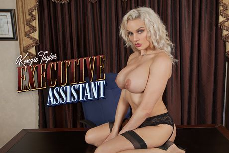Sexecutive Assistant VR Porn Video
