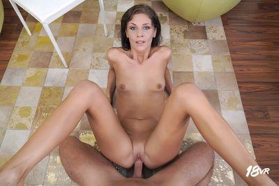 Gina's Arena  VR Porn Video