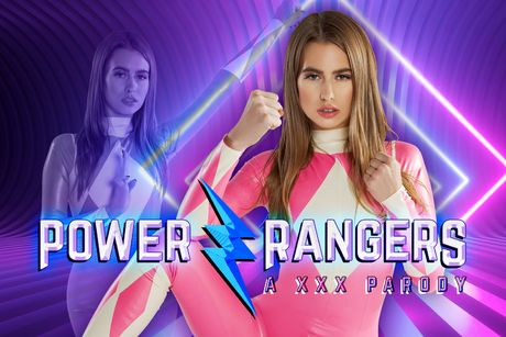 Power Rangers A XXX Parody VR Porn Video