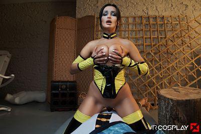 Mortal Kombat: Tanya A XXX Parody VR Porn Video