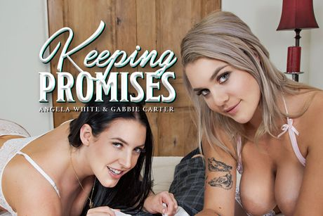Keeping Promises VR Porn Video