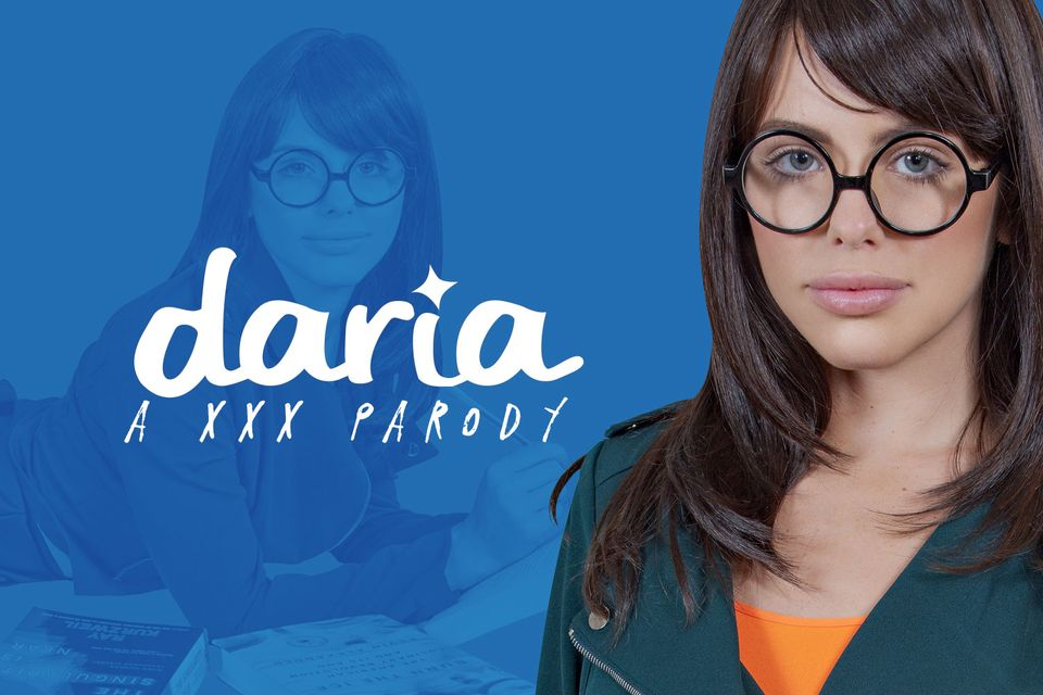 Daria A XXX Parody VR Porn Video