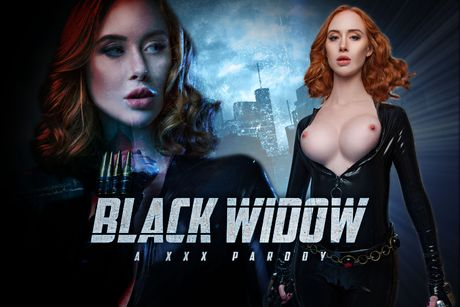 Black Widow A XXX Parody VR Porn Video