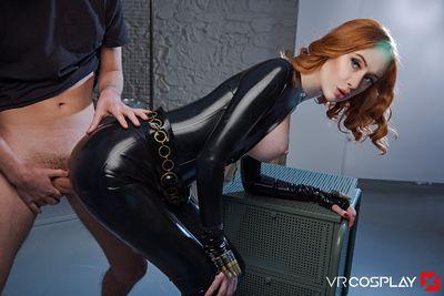 Black Widow A XXX Parody VR Porn Video